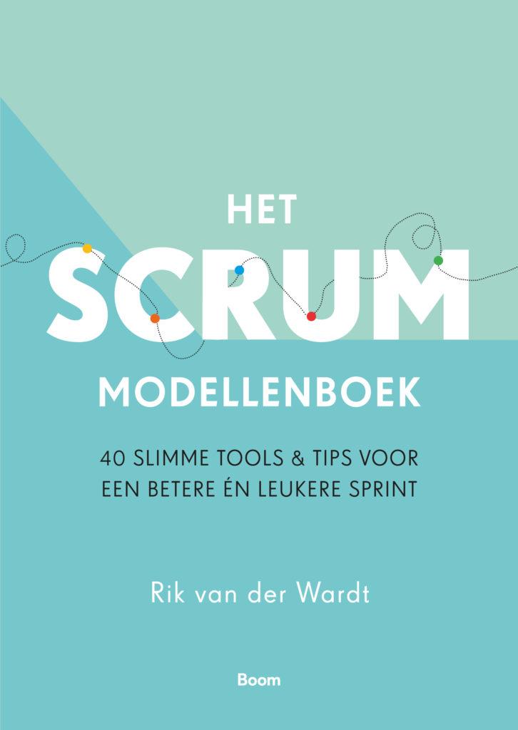 Book Cover: Boek: Het Scrum Modellenboek