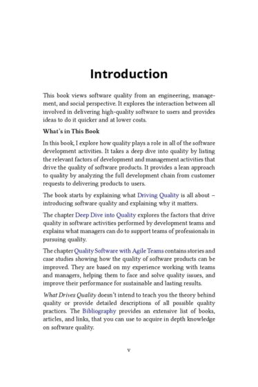 What Drives Quality – 2nd edition (eBook)