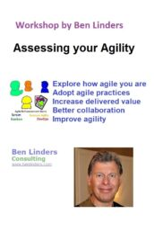 Workshop Assessing your Agility – Inquiry to discuss
