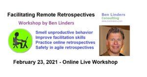 Read more about the article Workshop Facilitating Remote Retrospectives – Live Online