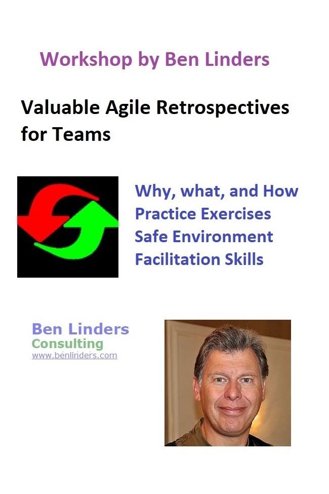 Workshop Valuable Agile Retrospectives for Teams
