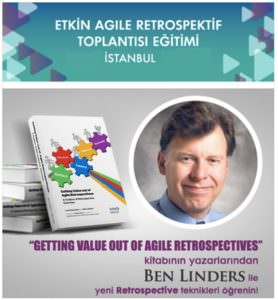 Workshop Valuable Agile Retrospectives for Teams in Istanbul