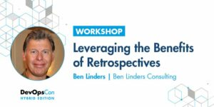 Workshop Leveraging the Benefits of Retrospectives at DevOpsCon New York