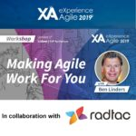 Workshop Making Agile Work for You at eXperience Agile 2019