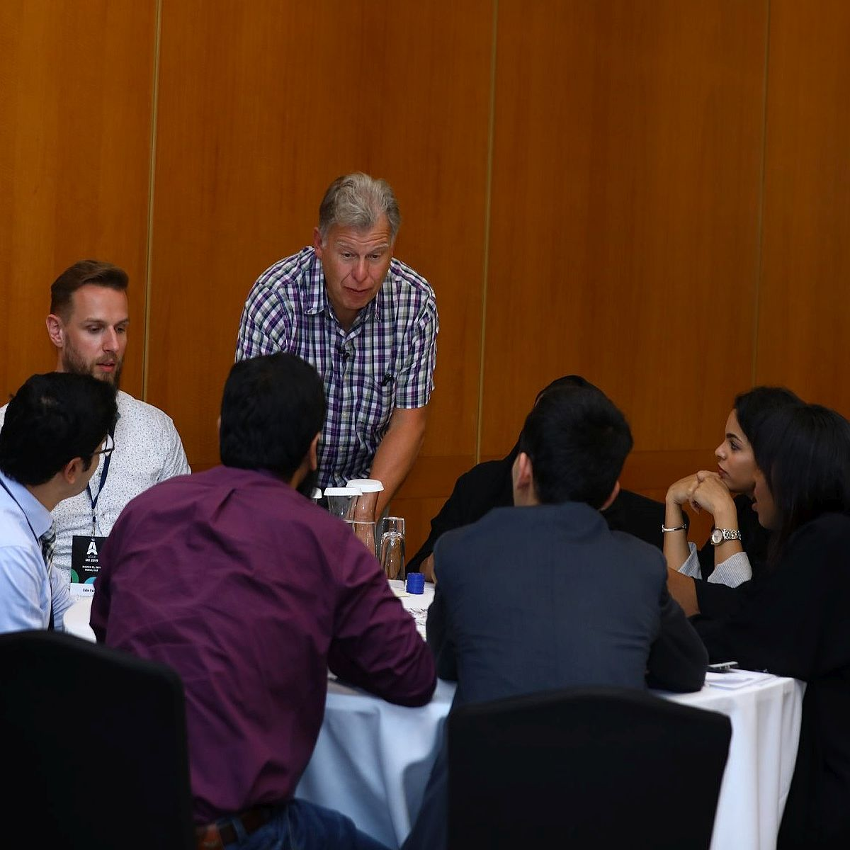 Workshop Improving Organizational Agility in London on May 9