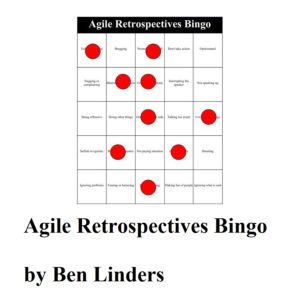 Agile Retrospectives Bingo Released