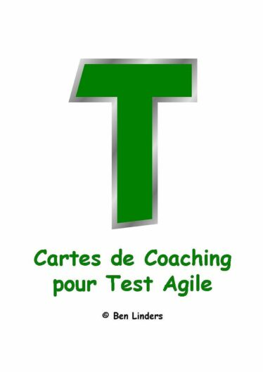 Cartes de Coaching pour Test Agile
