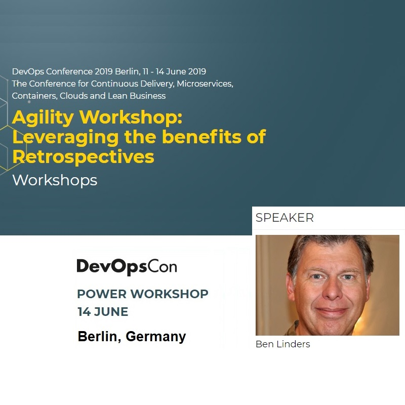 Agility Workshop: Leveraging the benefits of Retrospectives at DevOpsCon