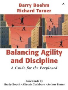 Book Cover: Book: Balancing Agility and Discipline