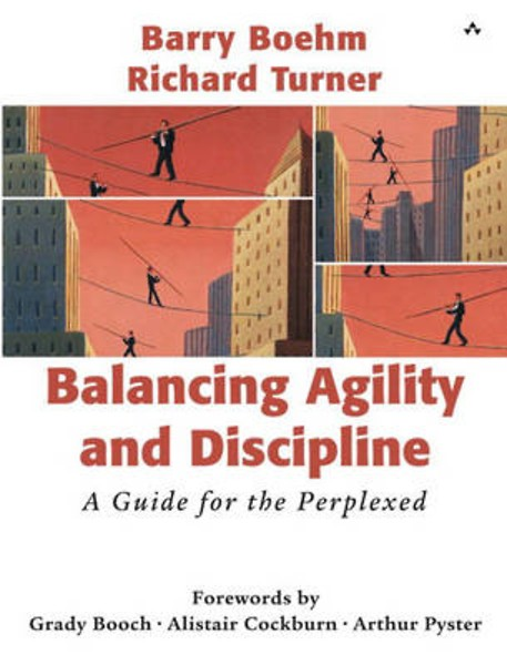 Book: Balancing Agility and Discipline