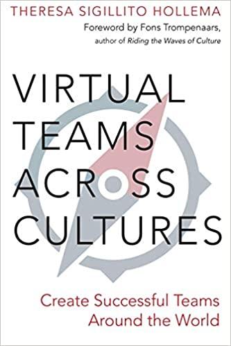 Book Cover: Book: Virtual Teams Across Cultures