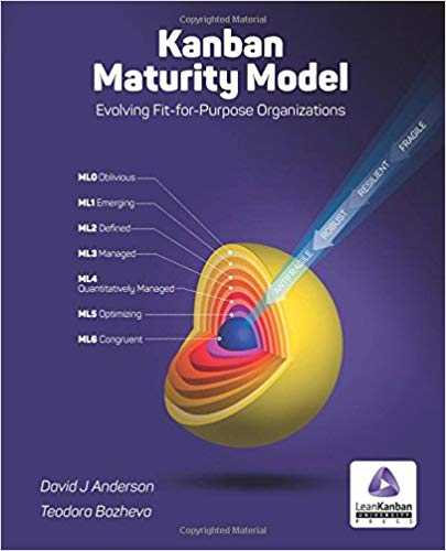 Book Cover: Book: Kanban Maturity Model