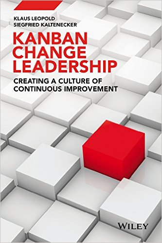 Book Cover: Book: Kanban Change Leadership