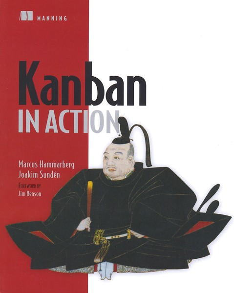 Book Cover: Book: Kanban in Action