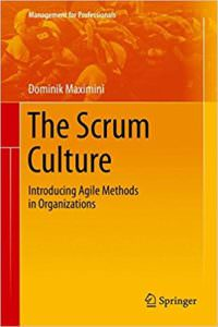 Book Cover: Book: The Scrum Culture