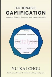 Book Cover: Book: Actionable Gamification