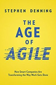 Book Cover: Book: The Age of Agile