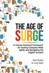 Book Cover: Book: The Age of Surge
