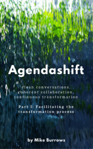 Book Cover: Book: Agendashift  (part 1)