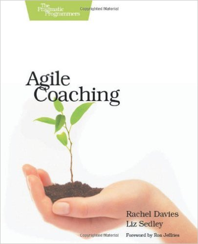 Book Cover: Book: Agile Coaching