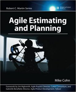 Book Cover: Book: Agile Estimating and Planning