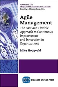 Book Cover: Book: Agile Management
