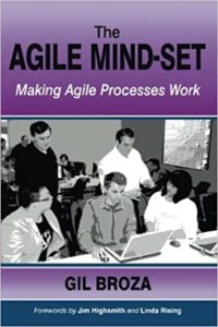 Book Cover: Book: The Agile Mindset