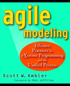 Book Cover: Book: Agile Modeling