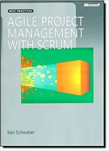Book Cover: Book: Agile Project Management with Scrum