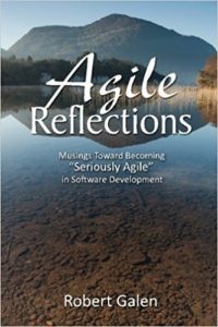 Book Cover: Book: Agile Reflections