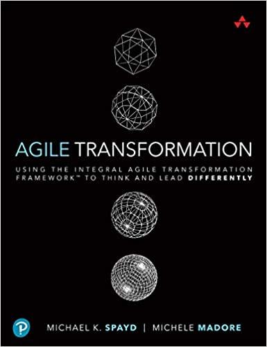 Book Cover: Book: Agile Transformation