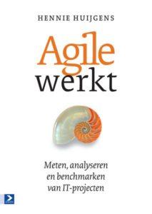 Book Cover: Boek: Agile Werkt