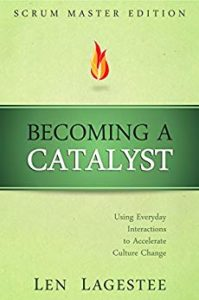 Book Cover: Book: Becoming a Catalyst