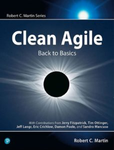 Book Cover: Book: Clean Agile