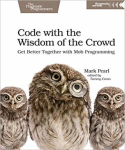 Book Cover: Book: Code with the Wisdom of the Crowd
