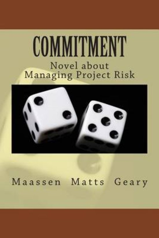 Book Cover: Book: Commitment