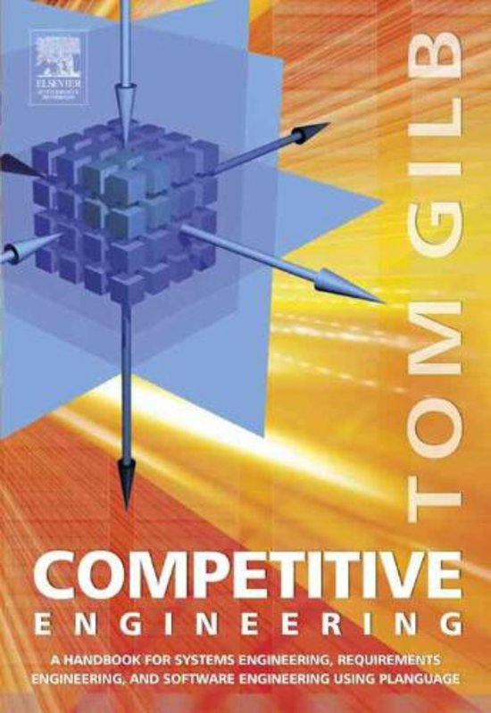 Book Cover: Book: Competitive Engineering