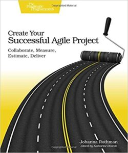 Book Cover: Book: Create Your Successful Agile Project