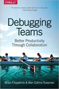 Book Cover: Book: Debugging Teams
