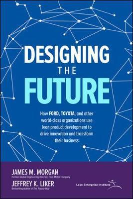 Book Cover: Book: Designing the Future