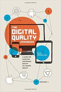 Book Cover: Book: The Digital Quality Handbook