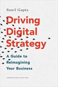Book Cover: Book: Driving Digital Strategy