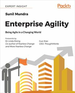 Book Cover: Book: Enterprise Agility