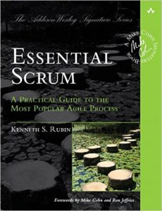 Book Cover: Book: Essential Scrum