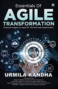 Book Cover: Book: Essentials of Agile Transformation