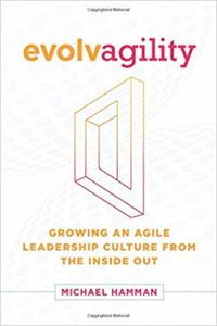 Book Cover: Book: Evolvagility