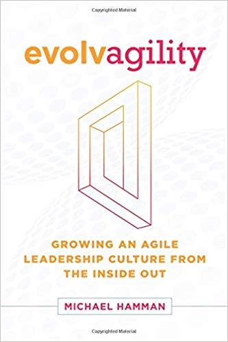 Book Cover: Book: Evolvagility