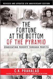 Book Cover: Book: The Fortune at the Bottom of the Pyramid