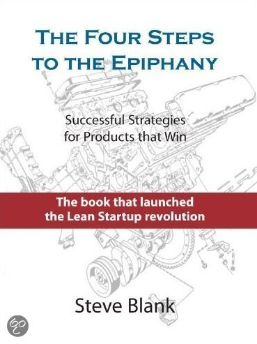 Book Cover: Book: The Four Steps to the Epiphany