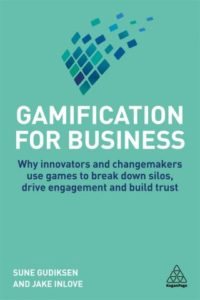 Book Cover: Book: Gamification for Business